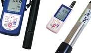 水質測定器・水位計