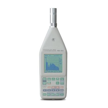 低周波音レベル計 NA-18A